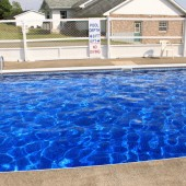 Oasis Motel and Campground: Our Pool