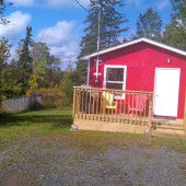 Oasis Motel & Campground: Cottage
