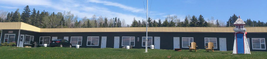 Oasis Motel & Campground: Antigonish, Nova Scotia