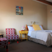 Oasis Motel and Campground: Our Rooms